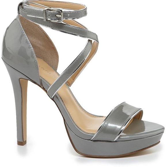 fc6c8c4e70f Gianni Bini Emily Strappy Heels!